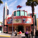 PLANET HOLLYWOOD THEATER FRONT