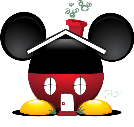 Mickey house