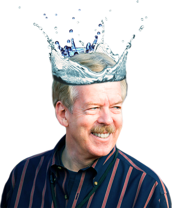 Tony Baxter, King of the Splash