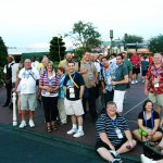 GROUP AT MAGIC KINGDOM