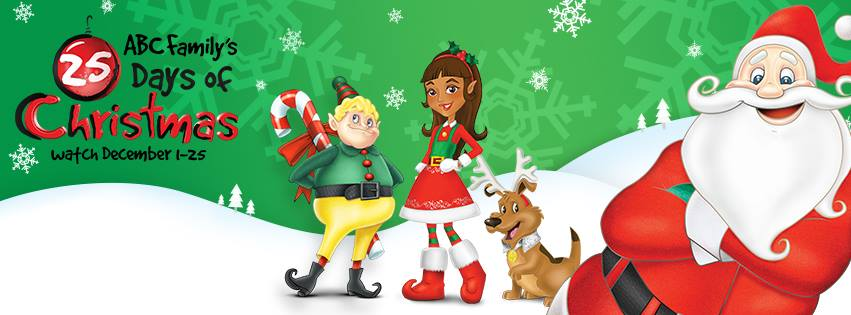 abc family christmas - Abc 25 Days Of Christmas