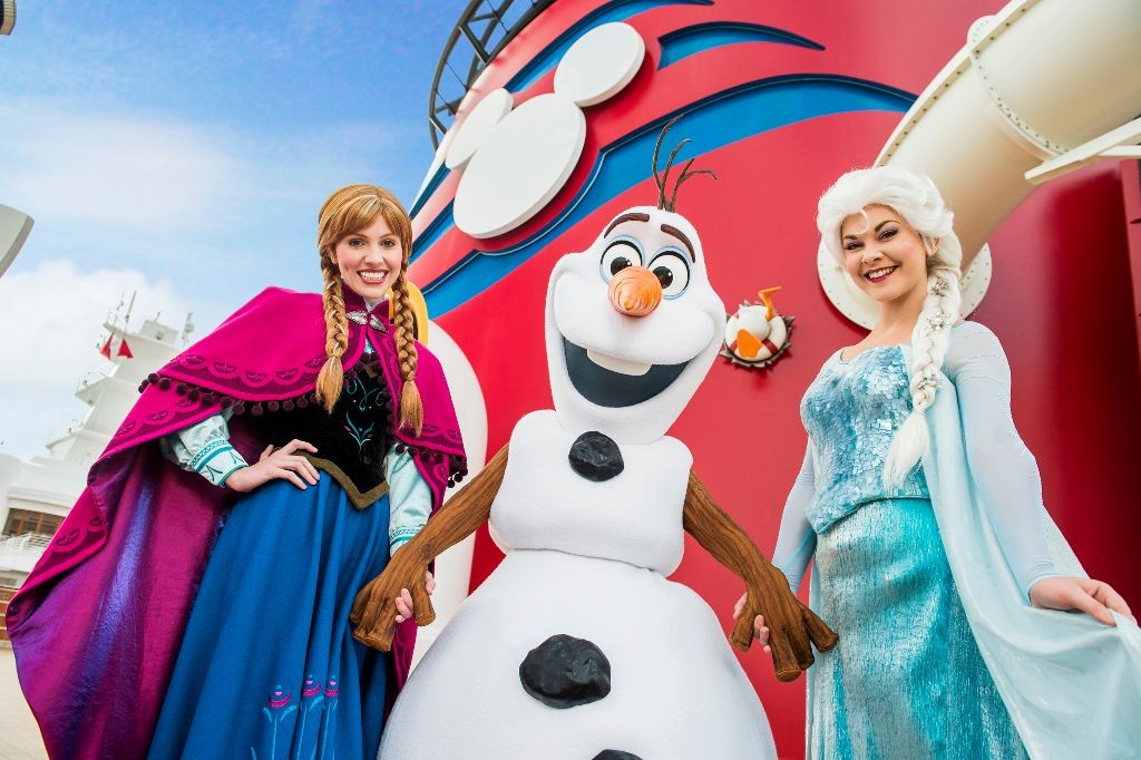 """Land of """"Frozen"""" Coming to Disney Cruise Line in Summer 2015"""