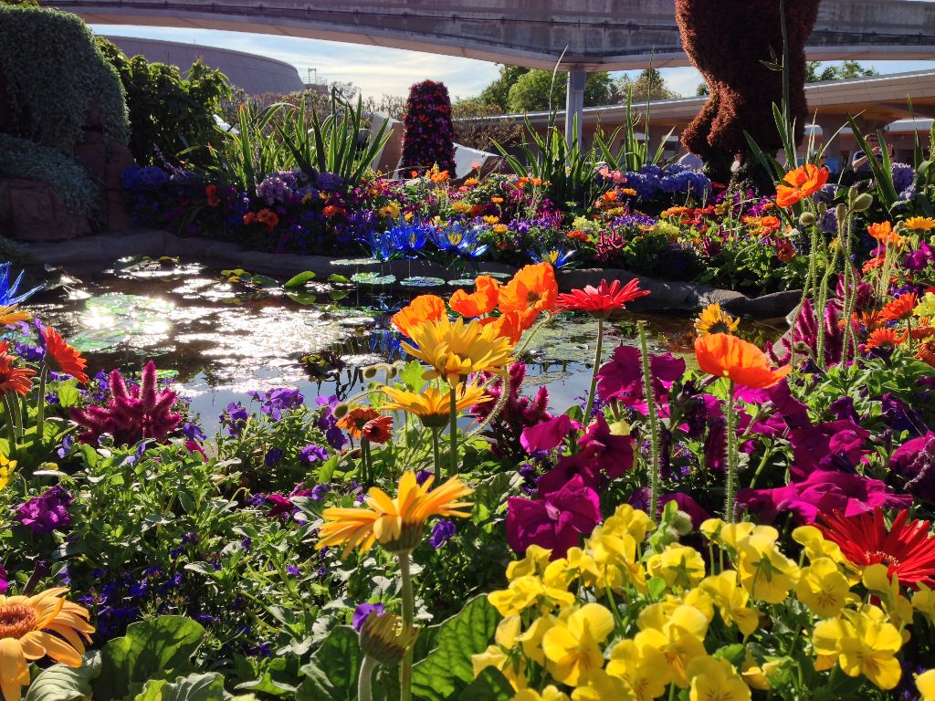 Record 90 Days Of Epcot International Flower Garden Festival Fun To Showcase New Outdoor