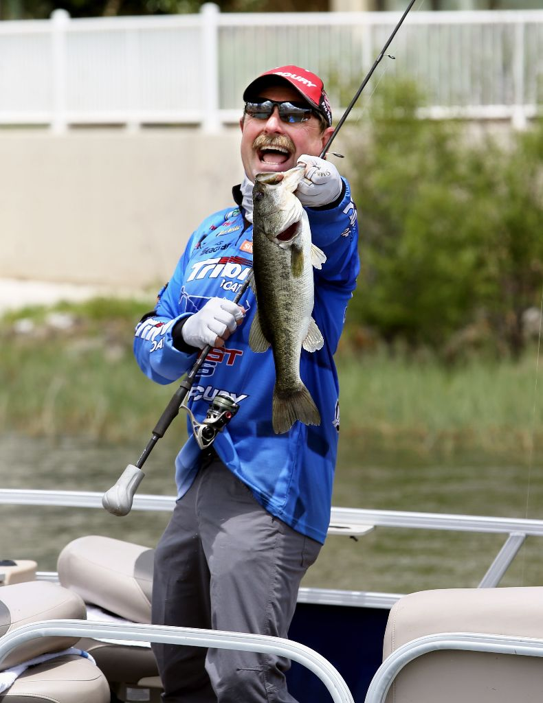 Legendary pro angler shaw grigsby 39 s top 5 tips for fishing for Fishing at disney world