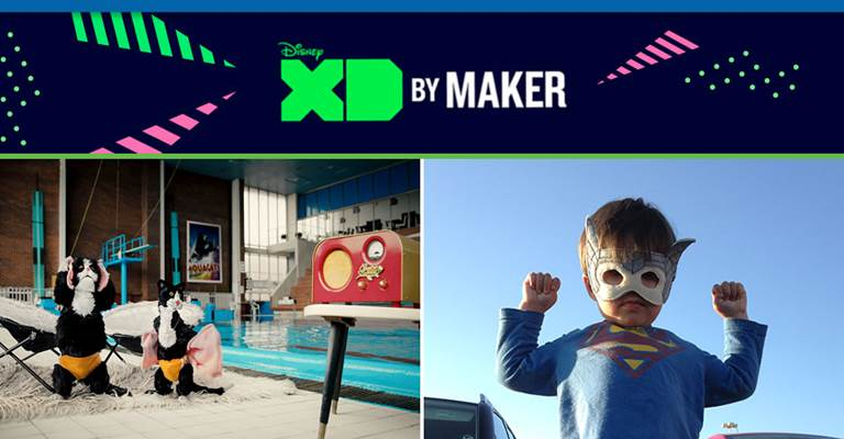 Disney Xd By Maker Videos Now Live On Disney Xd Digital