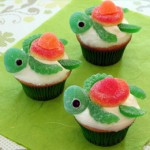 Squirt Turtle Happy Cakes from Family.com
