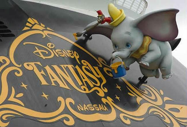 Disney Fantasy Aft
