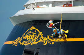 Disney Wonder Aft