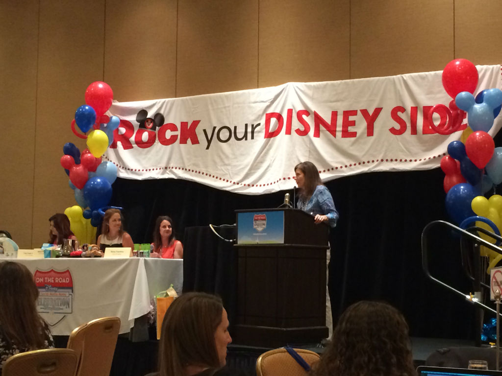 Huggies MomInspired grant winners panel with Maria Bailey