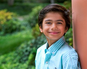 """""""JUNGLE BOOK"""" (Pictured) Neel Sethi. Photo by: Alex Kang. ©2014 Disney Enterprises, Inc. All Rights Reserved."""