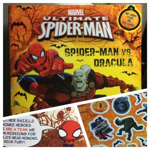 The Ultimate Spider-Man VS Dracula