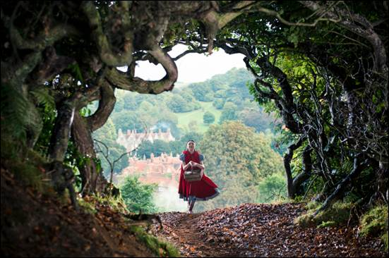 Into the Woods - Red Riding Hood