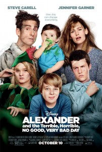 """After - Disney's """"Alexander and the Terrible, Horrible, No Good, Very Bad Day"""""""