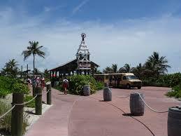 Castaway Cay Tram