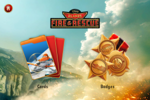 Planes 2 app - rewards
