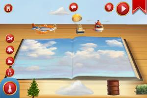 Planes 2 app - sticker page 2
