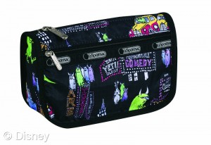 Monsters, Inc. Le Sportsac Rectangular Cosmetic Bag $25