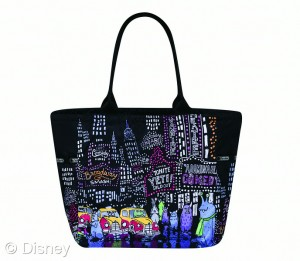 Monsters, Inc. Le Sportsac Picture Tote $106