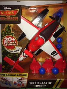 Planes: Fire & Rescue Fire Blastin' Dusty