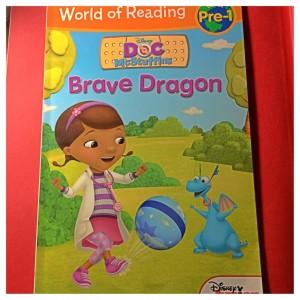 Brave Dragon - Doc McStuffins