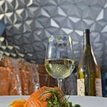 "Guests can sample tapas-sized tastes of inventive cuisine from more than 25 ethnic and specialty marketplaces during the Epcot International Food & Wine Festival at Walt Disney World Resort in Lake Buena Vista, Fla.Ê The popular fall festival also features wine tastings, culinary demonstrations, mixology seminars, nightly ""Eat to the Beat"" concerts and a broad range of premium dining events. (Chloe Rice, photographer)"