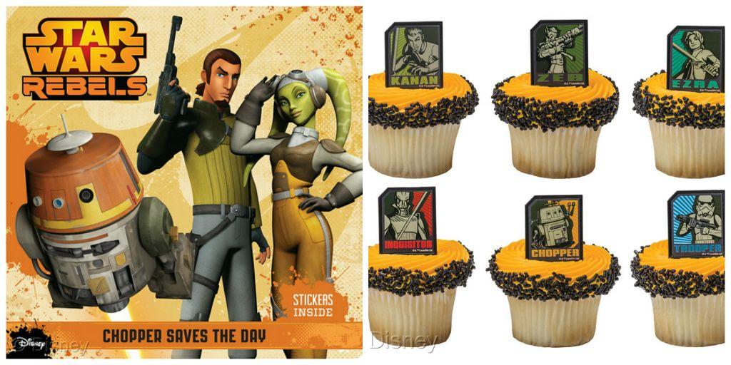 SW Rebels Merchandise