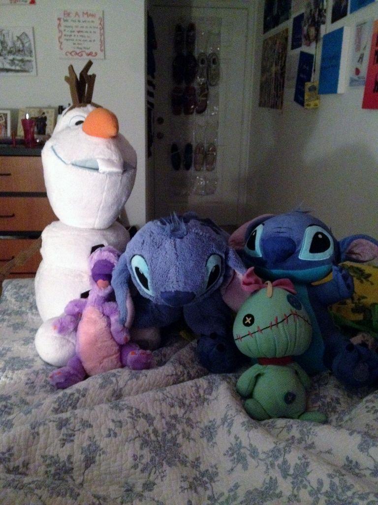 Olaf, stitch