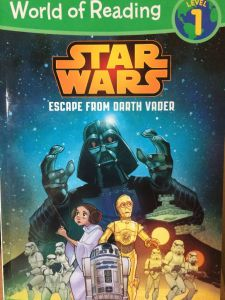 star wars escape darth vader