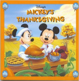 mickey thanksgiving