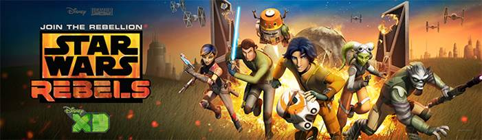 rebels - star wars rebels