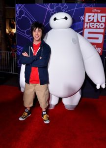 "Los Angeles Premiere Of Walt Disney Animation Studios' ""Big Hero 6"" - Red Carpet"