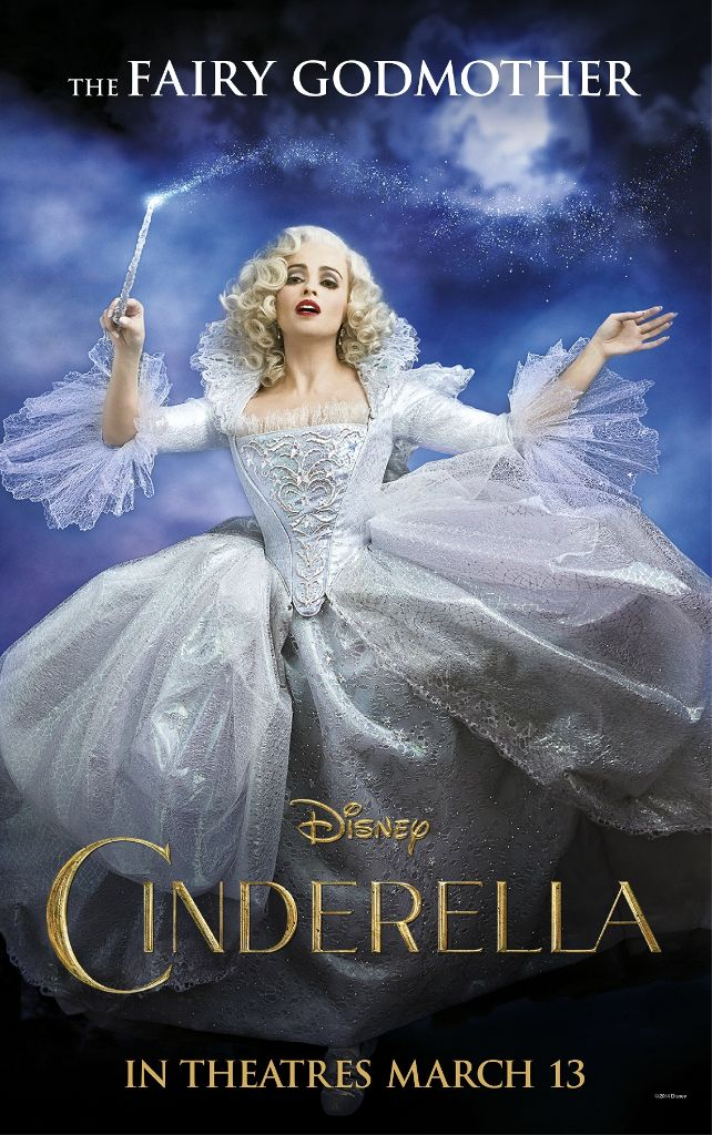 Cinderella - Fairy Godmother 2
