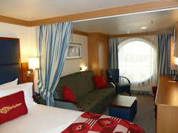 DCL Oceanview Stateroom