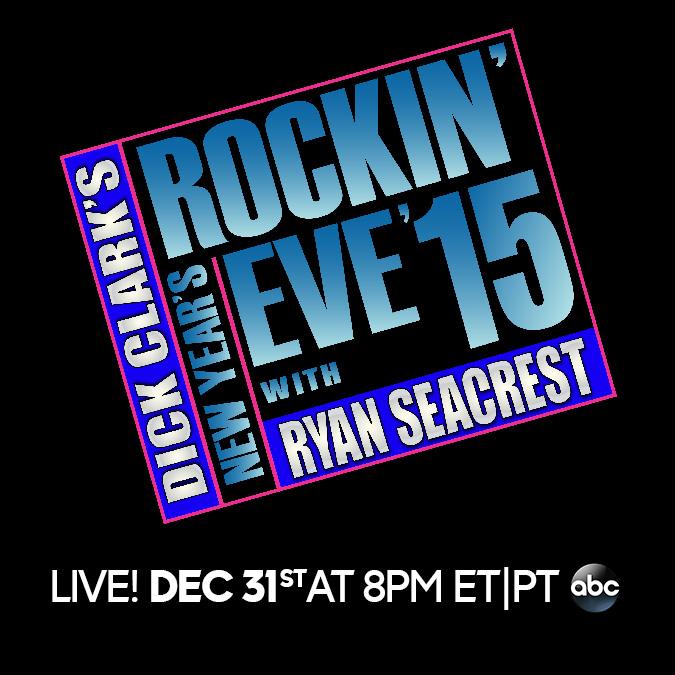 Dick Clark's Rockin New Year's Eve '15