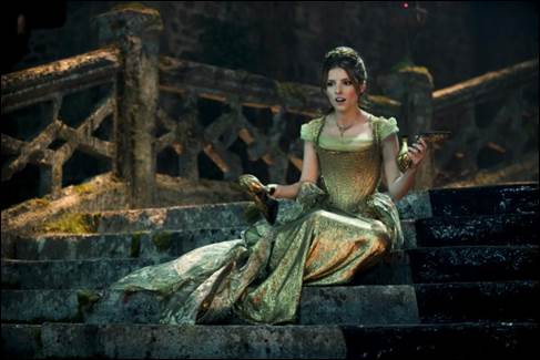 Into the Woods - On the Steps of the Palace