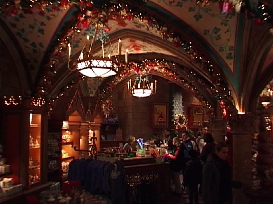 Disneyland Paris 2000 Christmas