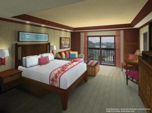 Deluxe Studios at Disney's Polynesian Village Resort