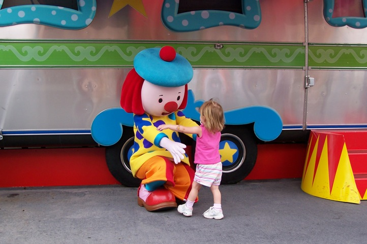 JoJo's Circus Meet & Greet 2006