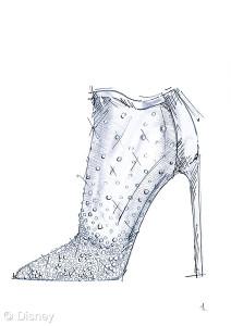 Cinderella Shoe - Stuart Weitzman