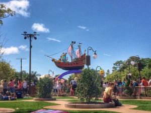 Festival of Fantasy Hub Grass