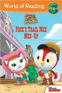 Peck's Trail Mix Mix-Up - Sheriff Callie's Wild West