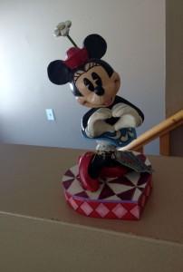 Minnie Mouse - Jim Shore Figurine