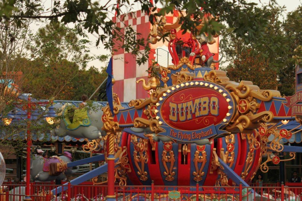 Dumbo - wordless wednesday