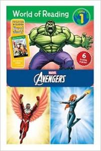 WoR Avengers Set