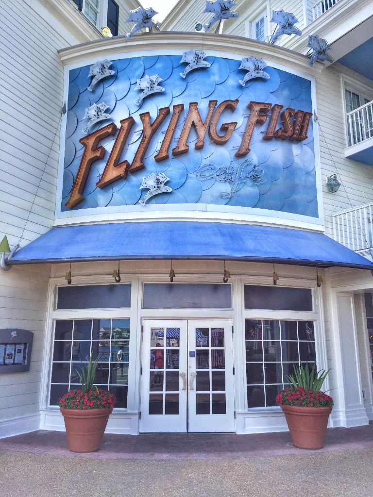 Flying Fish Cafe - Boardwalk