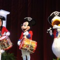 Mickey Mouse Donald Duck Goofy Patriotic
