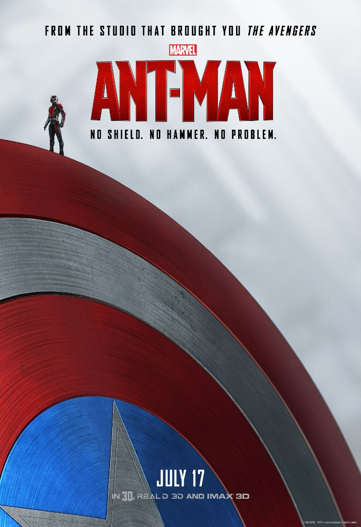 Ant Man - Shield