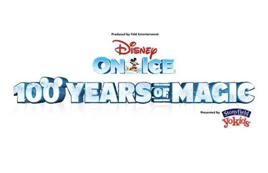 DIsney on Ice 100 yrs
