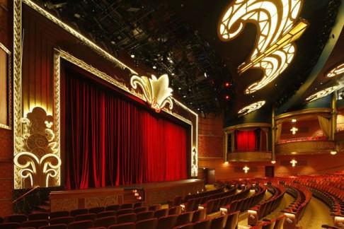 Walt Disney Theatre DCL
