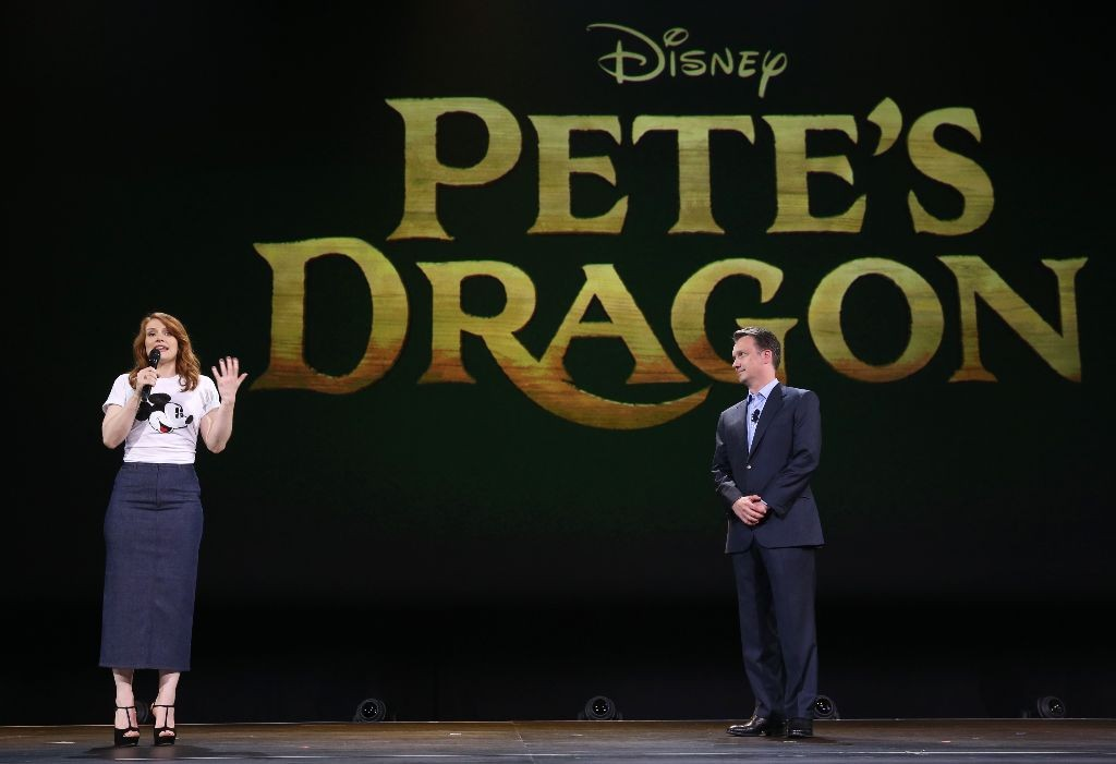 """Worlds, Galaxies, And Universes: Live Action At The Walt Disney Studios"" Presentation At Disney's D23 EXPO 2015"